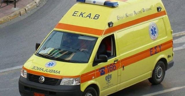 Στο Πανεπιστημιακό Νοσοκομείο Λάρισας 11χρονο παιδί έπειτα από παράσυρση