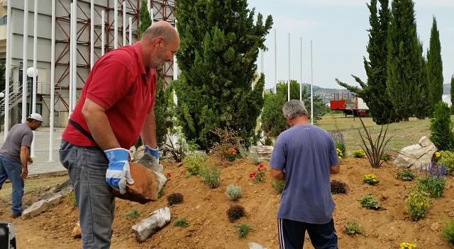 Πρόσληψη 24 εργαζομένων στην υπηρεσία πρασίνου του Βόλου