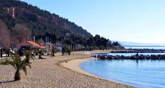 Επιχείρηση καθαρισμός ακτών του Δήμου Βόλου