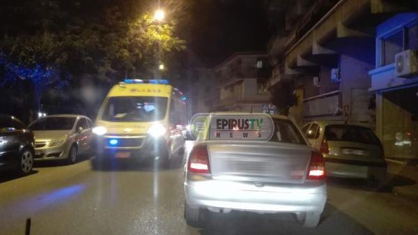 Νέο τροχαίο με ντελιβερά - Σύγκρουση με μοτοσικλέτα στα Ιωάννινα