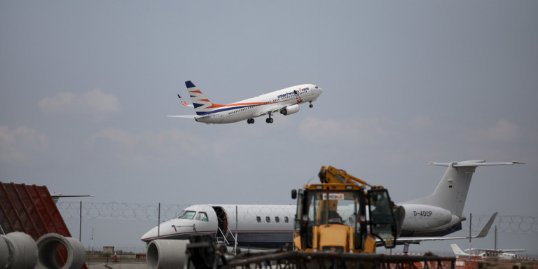 Θεσσαλονίκη: Εκτακτη προσγείωση αεροσκάφους στο αεροδρόμιο «Μακεδονία»