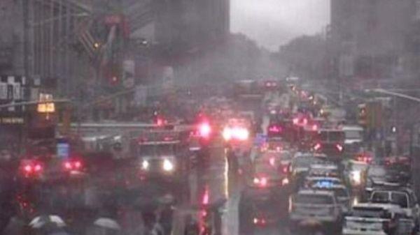 ΗΠΑ: Ελικόπτερο συνετρίβη σε κτίριο στο Μανχάταν