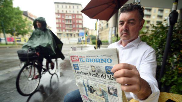 Ιταλία: Κερδισμένες ακροδεξιά και κεντροαριστερά στις δημοτικές εκλογές