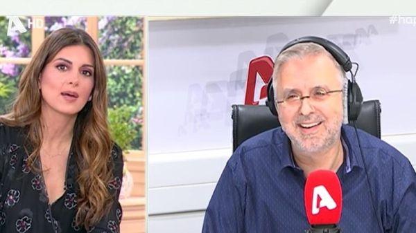 Σταματάει ο Βερύκιος από την εκπομπή; Η απόφαση της διοίκησης του ALPHA