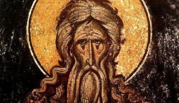 Πανηγυρίζει ο Αγιος Ονούφριος