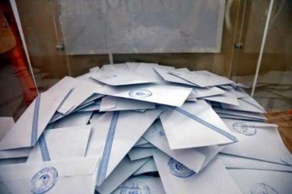 Εκπνέει σήμερα η προθεσμία για επανακαταμέτρηση ψηφοδελτίων