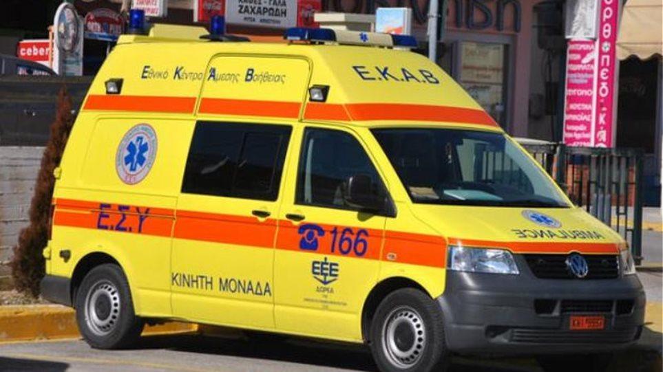 Θεσσαλονίκη: Ξεκόλλησε μάρμαρο από πολυκατοικία και τραυμάτισε 16χρονη