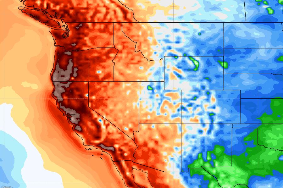 Κύμα καύσωνα στις δυτικές ΗΠΑ – Γιατί ο Ιούνιος είναι πιο θερμός από ποτέ