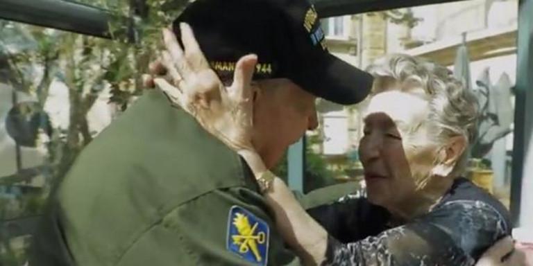 Ερωτας χωρίς σύνορα: Τους χώρισε ο πόλεμος και ξαναβρέθηκαν 75 χρόνια μετά