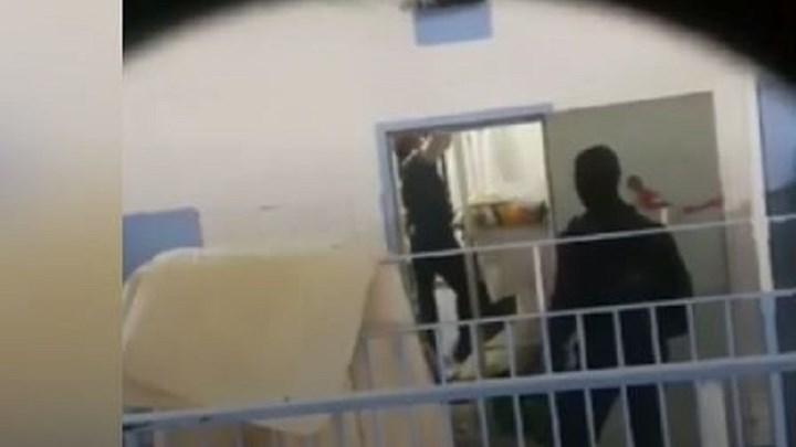Κρατούμενοι των φυλακών Κορυδαλλού βιντεοσκοπούν επιχείρηση της ΕΛ.ΑΣ.