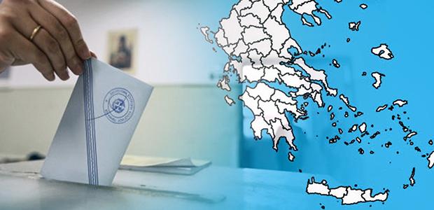 Εκλογές 2019: Πόσες έδρες βγάζει κάθε εκλογική περιφέρεια