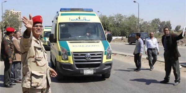 Σοκαριστικό τροχαίο με 14 νεκρούς και δέκα τραυματίες στο Κάιρο