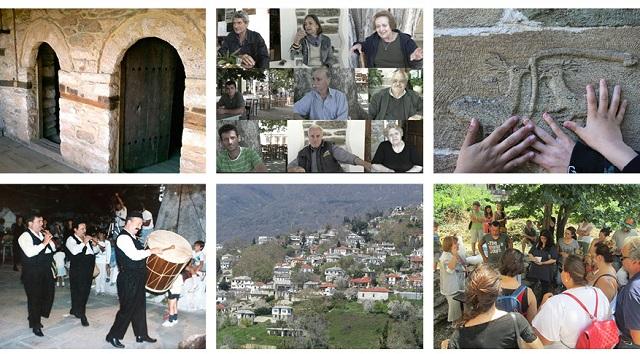 Ανοιχτό χωριό στον Αγιο Λαυρέντιο