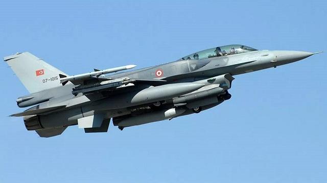 Μπαράζ τουρκικών προκλήσεων: 95 παραβιάσεις του εναέριου χώρου