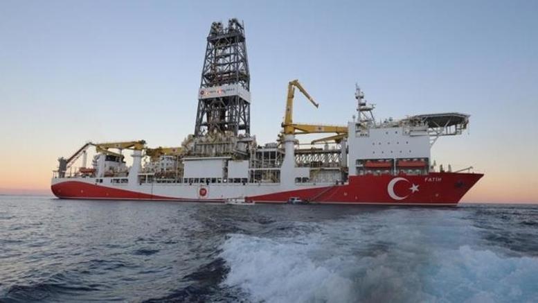 ΥΠΕΞ Κύπρου: Ο «Πορθητής» ετοιμάζεται για γεώτρηση -Εντάλματα σύλληψης
