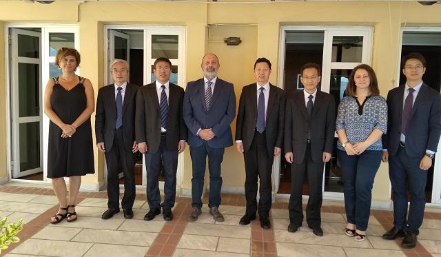 Μνημόνιο συνεργασίας μεταξύ των Πανεπιστημίων Θεσσαλίας και Changshu της Κίνας