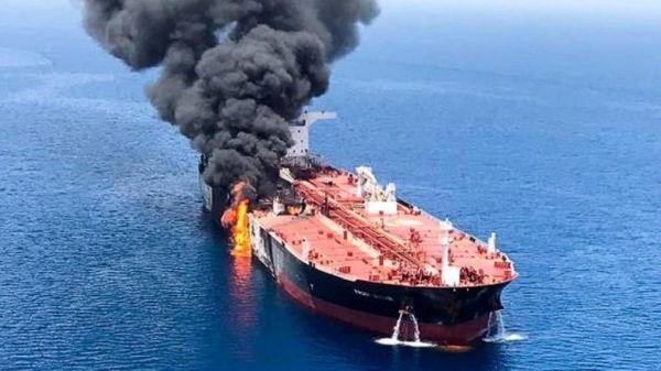 Στο Ντουμπάι το πλήρωμα του τάνκερ - Νέα «πυρά» σε Ιράν