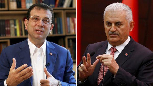 Εκλογές Κωνσταντινούπολη: Σήμερα το βράδυ η τηλεμαχία Ιμάμογλου - Γιλντιρίμ