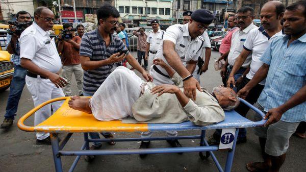 Στους 78 οι νεκροί από τον καύσωνα στην Ινδία μέσα σε 48 ώρες