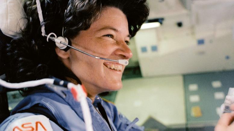 Σάλι Ράιντ, η πρώτη Αμερικανίδα που ταξίδεψε στο διάστημα