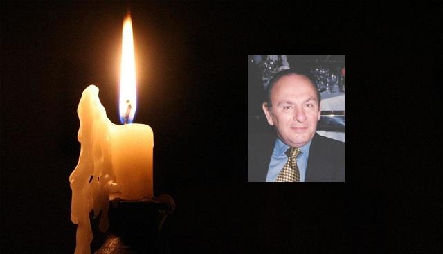 Απεβίωσε ο πολιτικός μηχανικός Γεώργιος Αρέθας