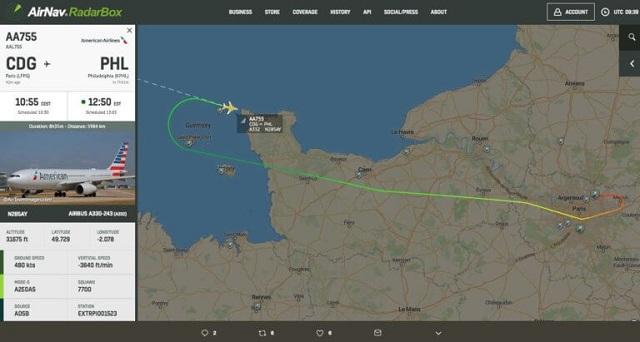 Συναγερμός στο Παρίσι: Δυο πτήσεις ζήτησαν να επιστρέψουν