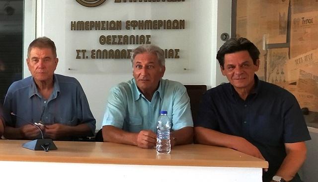 Παρουσιάστηκαν οι υποψήφιοι βουλευτές του ΚΚΕ στη Μαγνησία