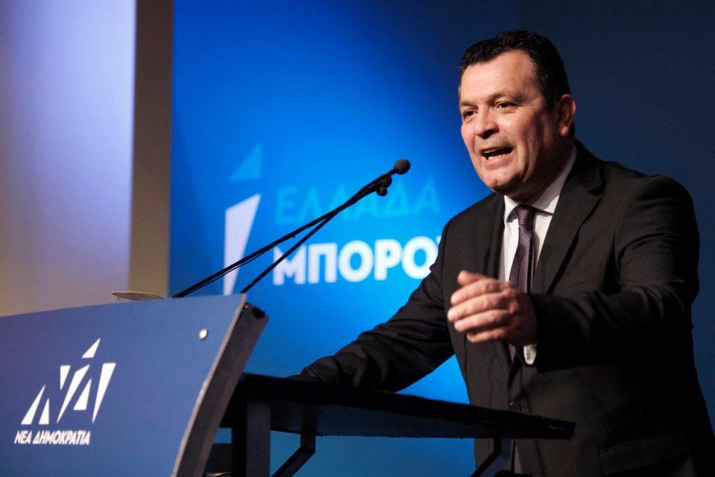 Χρ. Μπουκώρος: Μετασταθμεύουν… η κυβέρνηση και ο υπουργός Εθνικής Άμυνας