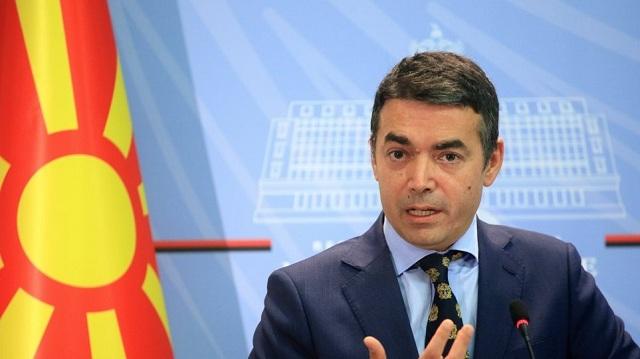 Ο Ντιμιτρόφ ζητά «πράσινο φως» για τις ενταξιακές διαπραγματεύσεις