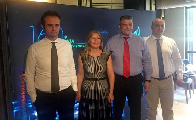 Το Φυσικό Αέριο Ελληνική Εταιρεία Ενέργειας συνεχίζει τη δυναμική του πορεία στη Θεσσαλία