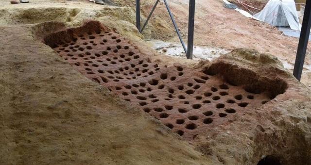 Σημαντική αρχαιολογική ανακάλυψη στην Κοζάνη: Στο φως βυζαντινό εργαστήριο κεραμοποιίας [εικόνες]