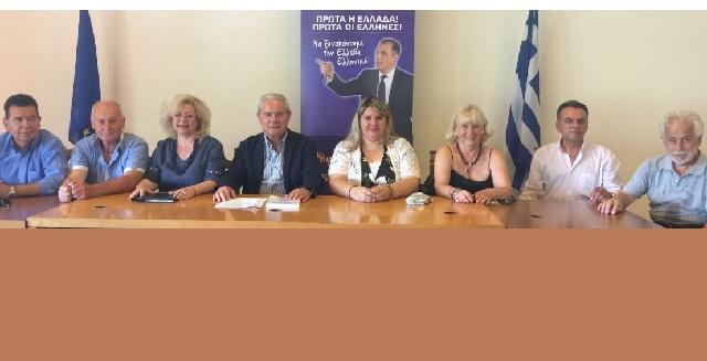 Στόχος η έδρα στη Μαγνησία για την «Ελληνική Λύση»