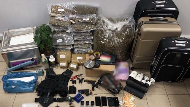 Κύκλωμα εμπορίας ναρκωτικών είχε «εγκέφαλο» 46χρονο που εμφανιζόταν ως... νεκρός