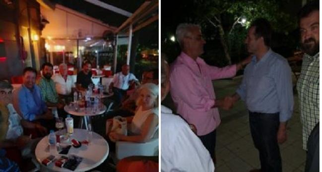 Γ. Σακκόπουλος: Η «καρδιά» της παραγωγής χτυπά στον Δήμο Ρ. Φεραίου