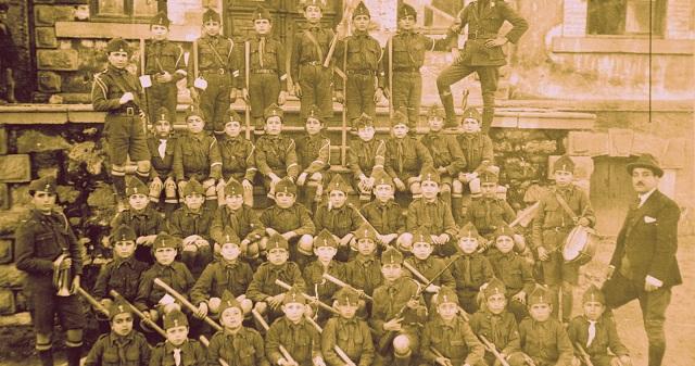 100 χρόνια πέρασαν από τη θυσία των Προσκόπων του Αϊδινίου