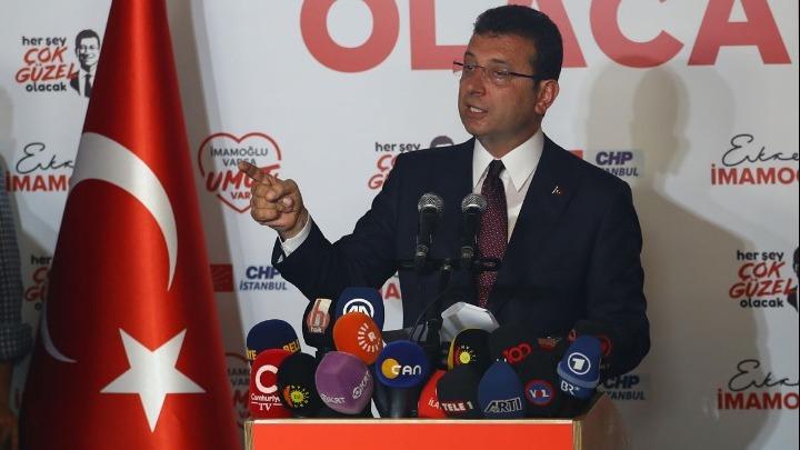 Μεγάλη νίκη της αντιπολίτευσης στην Κωνσταντινούπολη