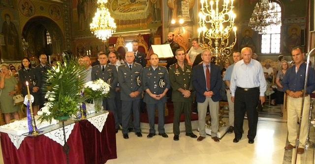 Γιορτάστηκε η ημέρα τιμής των αποστράτων της ΕΛ.ΑΣ.