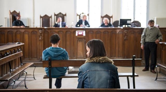 Γυρίσματα ταινίας στα Δικαστήρια του Βόλου και στις Φυλακές