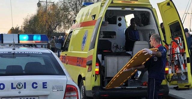 40χρονος βρέθηκε νεκρός μέσα σε συνεργείο στη Λάρισα