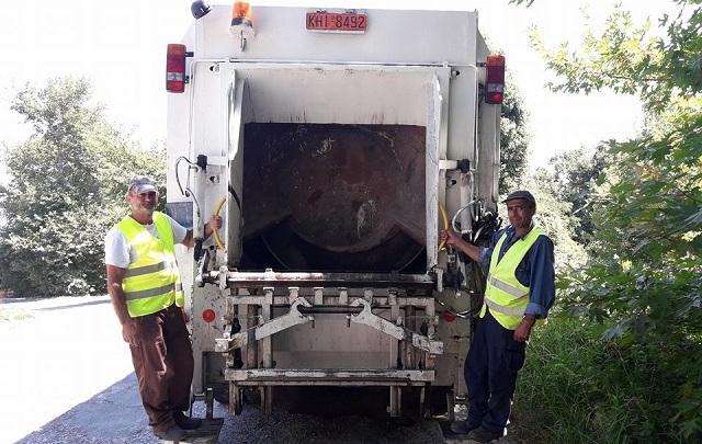 Πρόγραμμα αποκομιδής, αλλιώς... πρόστιμα στο Δήμο Ζαγοράς -Μουρεσίου