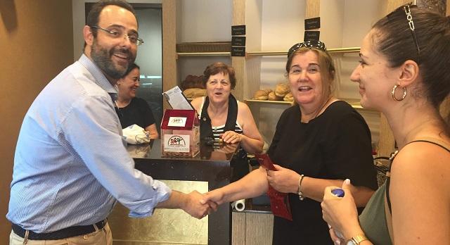 Κ. Μαραβέγιας: Στη ΝΔ εναποθέτουν πλέον τις ελπίδες τους οι έμποροι του Βόλου