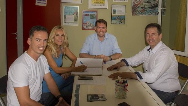 Γιάννης Σακκόπουλος στην Ένωση Γονέων: Η νέα γενιά μας αξίζει καλύτερα