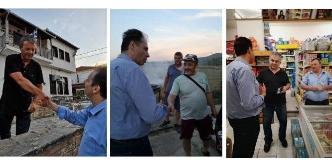 Γιάννης Σακκόπουλος: Στο Διμήνι και το Σέσκλο εγκαταλείφθηκαν τα βασικά έργα υποδομής για αγρότες