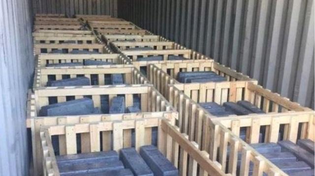 Πάνω από 1,4 εκατ. «χάπια τζιχαντιστών» βρέθηκαν στον Πειραιά