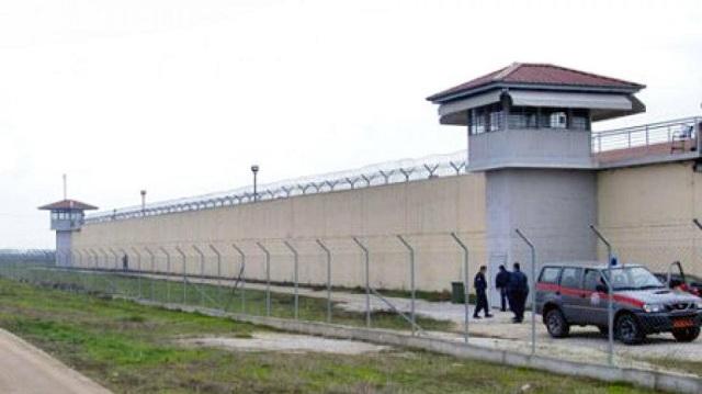 Κρατούμενος κτύπησε σωφρονιστικό υπάλληλο στις Φυλακές Τρικάλων