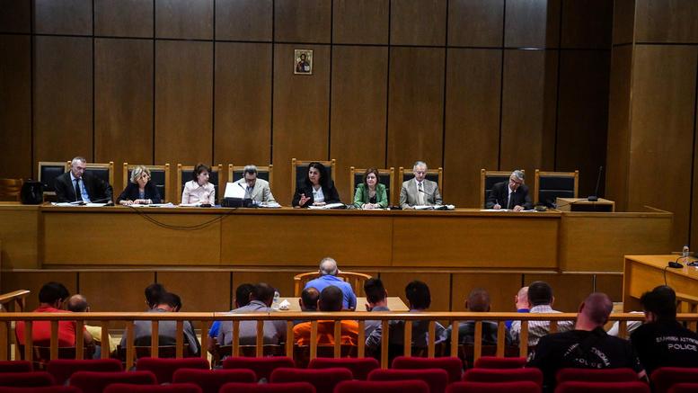 Διακόπηκε η δίκη της Χρυσής Αυγής: Κατέρρευσε ο Πατέλης