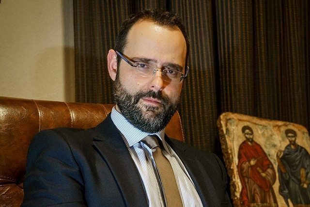 Το πρόγραμμα περιοδειών του υποψήφιου Βουλευτή της ΝΔ, Κ. Μαραβέγια