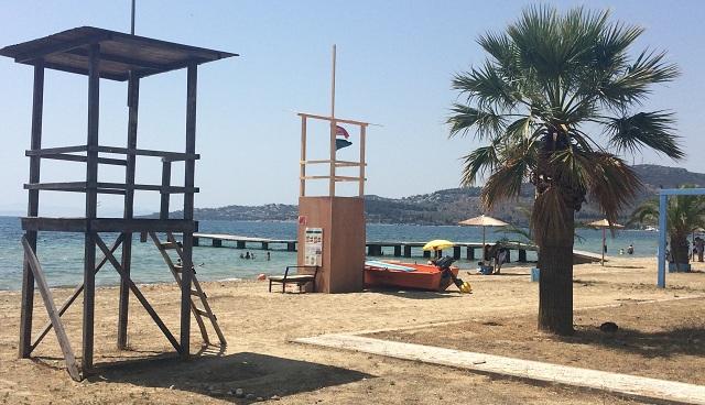 Καθαρισμός των ακτών από υπηρεσίες Δήμου Βόλου