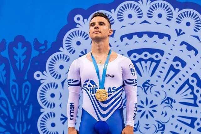 «Χρυσός» ο Βολικάκης στο Μινσκ. Πού αφιέρωσε το μετάλλιο