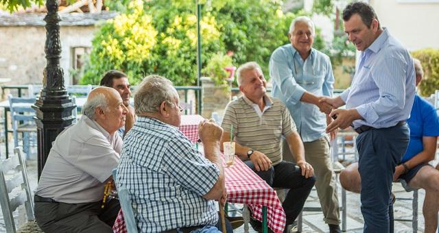 Χρ. Μπουκώρος: «Η Μαγνησία πρέπει να παίξει κομβικό ρόλο στην αναπτυξιακή πορεία της Ελλάδας»